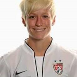 Megan Rapinoe, American professional soccer player