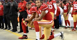 What are Colin Kaepernick's list of Demands?
