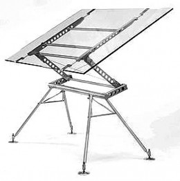 Foster's Great Portland Street Drafting Table