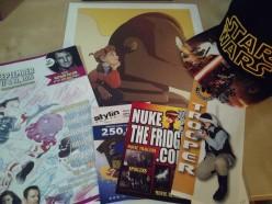 Long Beach Comic Con Experience!