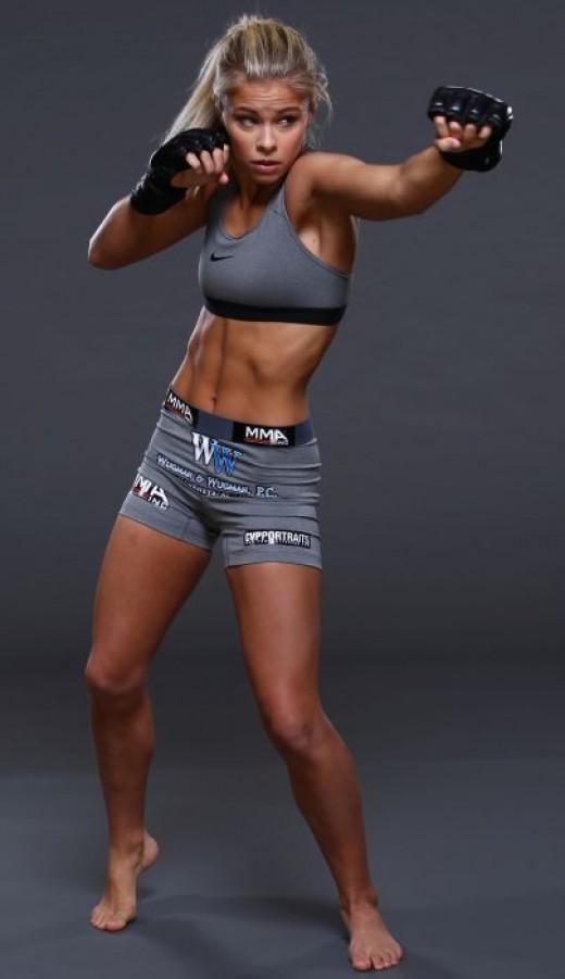 Paige VanZant - MMA