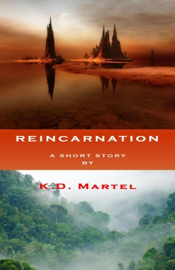 REINCARNATION (a short sci-fi story about conspiracies!)
