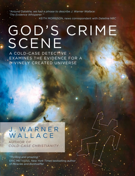 Front Cover of J. Warner Wallace's newest book