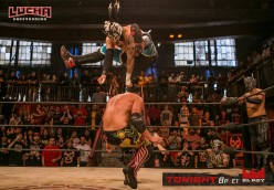 Lucha Underground Review: Bagel Bites and the Sulking Jack!