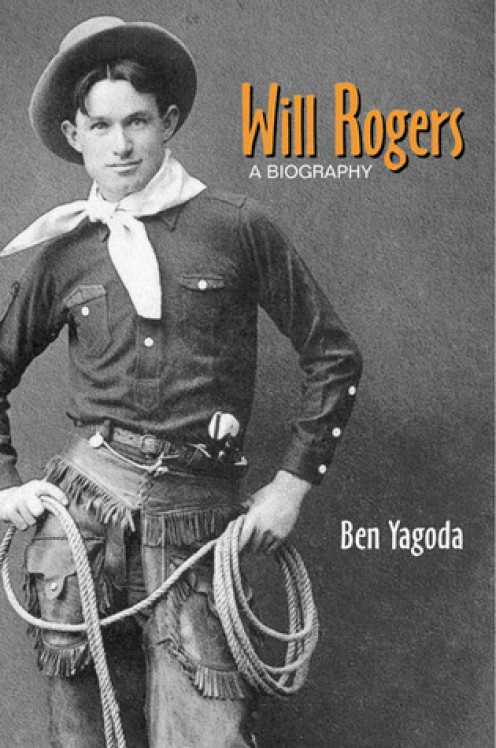 Writer,  Ben Yagoda  authored Rogers biography