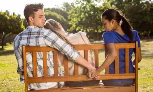 My Boyfriend Cheated on Me
