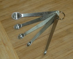 Why go for Stainless Steel Measuring Spoons