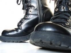 How Santa Lost His Boots