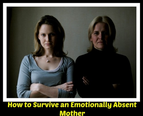 5 Ways to Heal the Hurt From an Emotionally Absent Mother