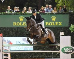 It was a Day Dream Victory for Torano in the U.S. Open FEI Grand Prix at the Central Park Horse Show