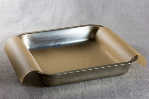 Baking pans are either rectangular, square, round and others. They also come in various sizes depending on how big you want your cakes, pastries, breads or muffins are.