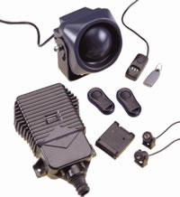 Basic Car Alarm Parts