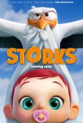 Storks: Movie Review