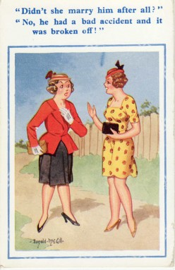 Seaside Postcards: Donald McGill's Cartoon Cards and the Obscene Publications Act