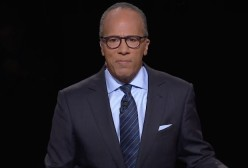 Lester Holt Screws Up Debate Favoring Hillary Clinton. But There's a Bright Side...