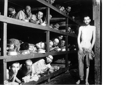 It is a historical fact to remember that, when the Supreme Commander of the Allied Forces, General Dwight D. Eisenhower    found the victims of the concentration camps, ordered to have as many photographs taken, and had the German population of the s