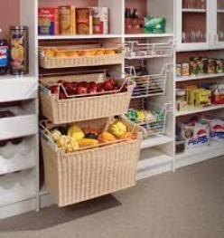 Do you eat More...or Less...when your kitchen pantry is stocked up?