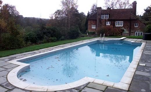 Brian's pool