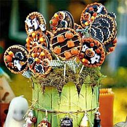 18 Halloween Cookie Decorating Ideas