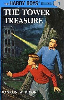 adventure and mystery books for young adults