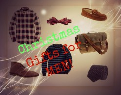 What to Buy the Man in Your Life-Christmas Gift Ideas!
