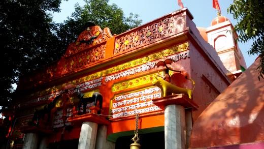 Lalita Devi temple 3