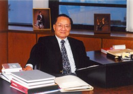 Jin Yong. Acknowledged as the most successful and accomplished Wuxia writer.