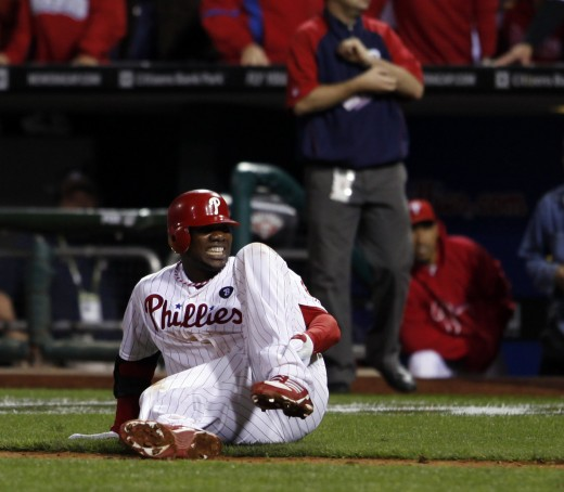Ryan Howard tearing his Achilles tendon in 2011 was the beginning of the end.