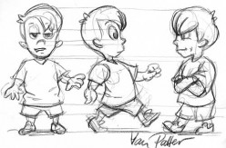 Learn Cartooning from Online Cartoon Lessons and Classes