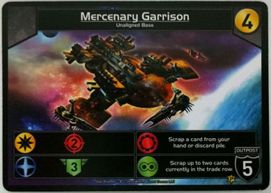 Official Storage Box 2015 - Mercenary Garrison