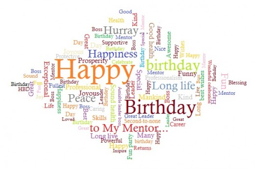 Birthday Wishes For Mentors ~ Best happy birthday wishes for a boss and mentor hubpages