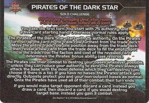 Pirates of the Dark Star - Co-op