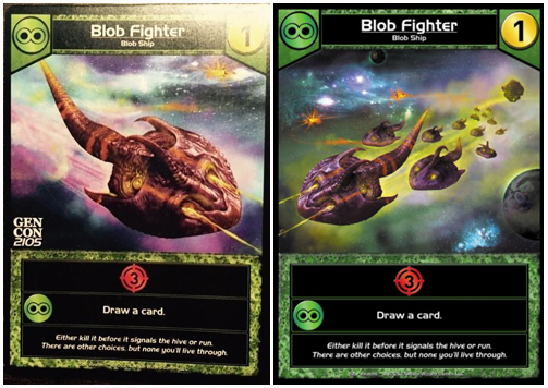 Gen Con 2015 - Blob Fighter