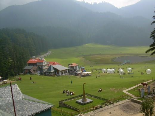 Himachal Pradesh, Chamba (Khajiar)