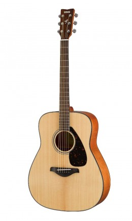 The Yamaha FG800 is one of the best acoustic guitars for beginners.