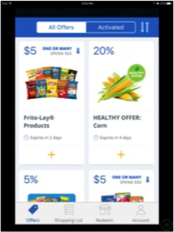 Save on your Grocery With Simple Apps