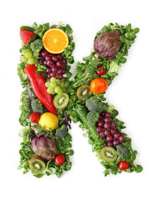 Great Food Sources for Vitamin K