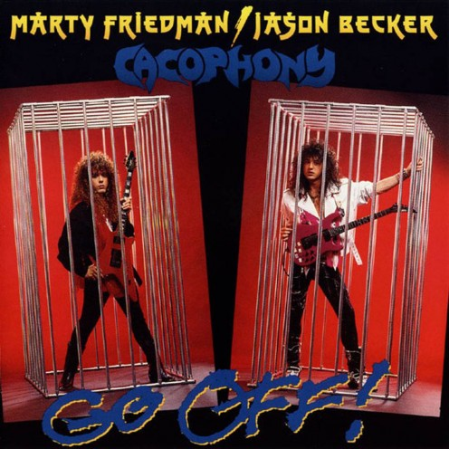 Marty Friedman and Jason Becker were one of the best guitar duos of the late 1980's. But that partnership would unfortunately be very brief as Jason would eventually be diagnosed with ALS.