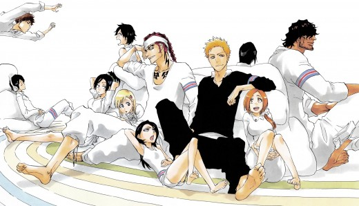 Bleach Last Chapter Art