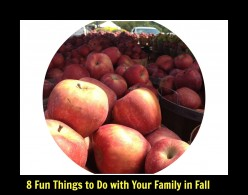 8 Fun Things to Do With Your Kids in Fall