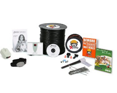 Extreme Dog Fence packed your electric dog fence essentials in just one box.