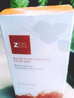 Get silky skin from healthy ingredients: a review of ZSS Nutri-serum