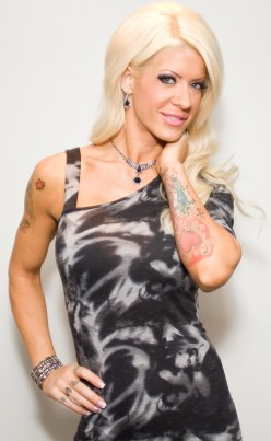 Female Wrestling- Former TNA Knockout, Angelina Love