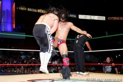 CMLL Puebla Preview: Rush and the UG!