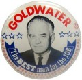Politics & Patriotism - From a Goldwater Girl to a Golden Girl,(well close, in both cases) forever, a Patriotic girl!