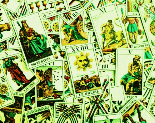 Numerology in Tarot Cards