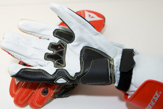 Rider gloves are important to keep your hand in a proper grip and to protect it from calluses.