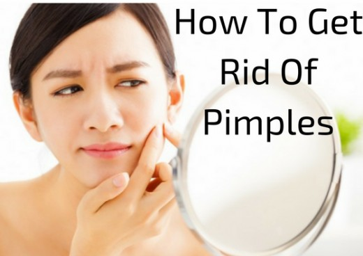What Pimples On Your Face And Body Mean And How To Get