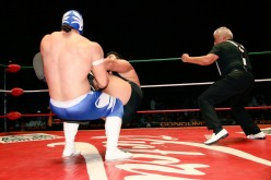 CMLL Tuesday: The Blue Panther Express