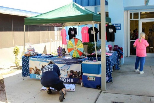 valued partner with Manatee County Animal services shelter in adoption event to celebrate the bully breeds